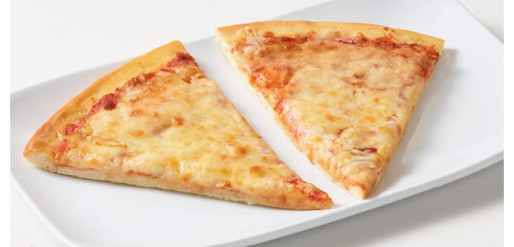 2 Slices of Pizza