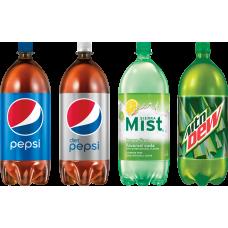 2 Liter Soda