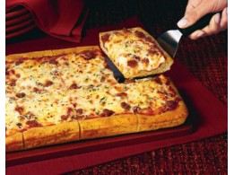 Sicilian Cheese Pizza