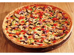 X-Large Vegetarian Pizza