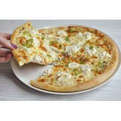 Medium White Pizza