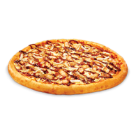 Medium BBQ Chicken Pizza