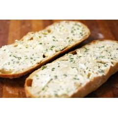 Garlic Bread Choice of Plain/Cheese