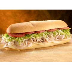 Ham and Cheese Sub