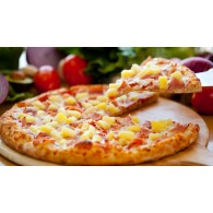 Large Hawaiian Pizza